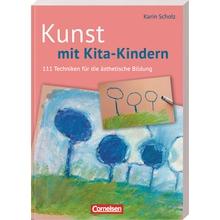 Kunst mit Kita-Kindern