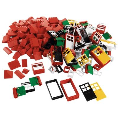 LEGO® Türen, Fenster und Dachsteine