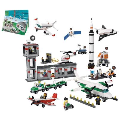 LEGO® Weltraum und Flughafen