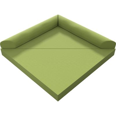 Dreieck-Klappmatte, klein