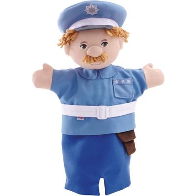 Handpuppe Polizist
