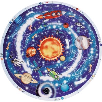 XXL-Lernpuzzle – Planeten