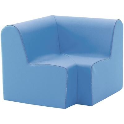 Krippen-Sofa, Ecke