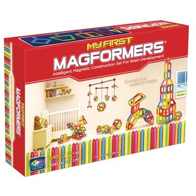 "Mein erster Magnetbaukasten ""Magformers"""