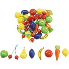 Kaufladenobst und -gemüse