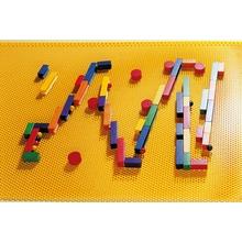 Magnet-Kugelbahnteile