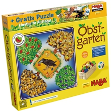 Sonderedition Obstgarten mit Puzzle