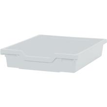 Materialbox, transparent, Höhe 7,5 cm
