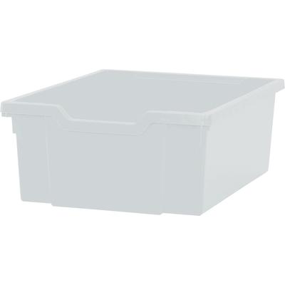 Materialbox, transparent, Höhe 15 cm