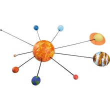 Blanko-Solarsystem