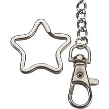 Schlüsselringe Stern