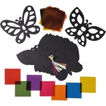 """Stanzbilder """"Schmetterlinge"""""""