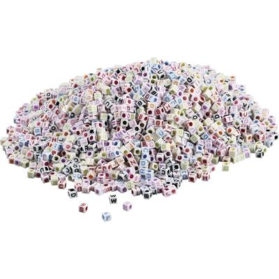"""Perlen """"Buchstaben"""""""