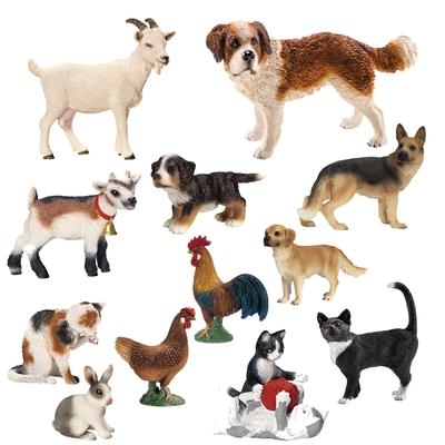 Haustiere-Sortiment