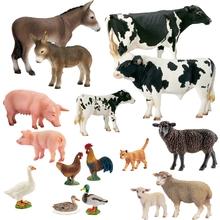Bauernhoftiere-Sortiment