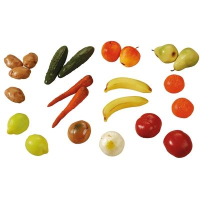 Gemüse- und Obst-Sortiment