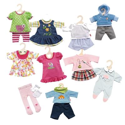 Puppenkleider Set