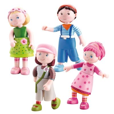 """Puppen-Set """"Little Friends"""""""