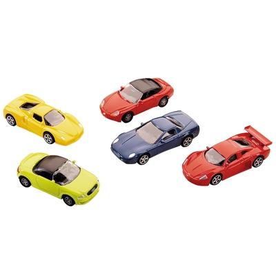 Rennwagen-Set