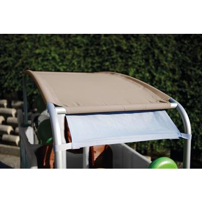Krippenbus-Sonnenschutz