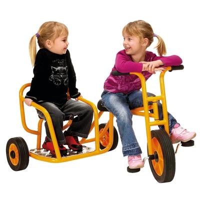 Dreirad mit Seitenwagen
