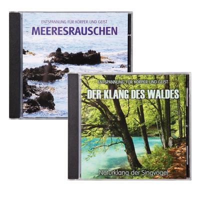 """CD-Set """"Naturgeräusche"""""""