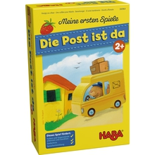 Meine ersten Spiele – Die Post ist da!