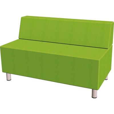 Relax-Sofa, rechteckig, mit 1 Rückenlehne<br><br>