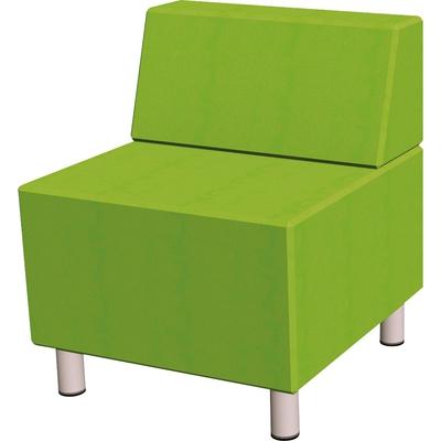 Relax-Sofa, quadratisch, mit 1 Rückenlehne