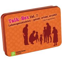 Talk-Box Vol. 7 – Lebensgeschichten - gelebt, erlebt, erzählt