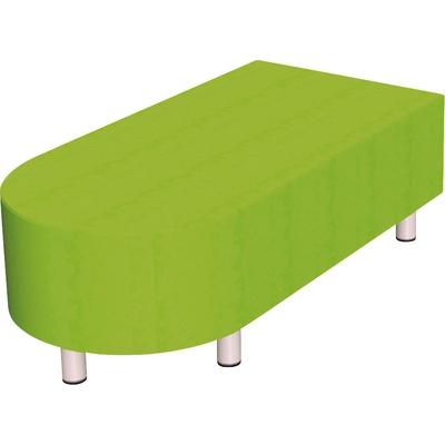 Relax-Sofa, halbrund
