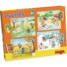 """Puzzles """"Jahreszeiten"""""""