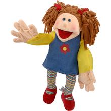 Handpuppe Pauline