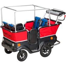 Krippenwagen, 4-Sitzer mit Motor