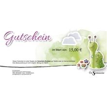 Sachenmacher-Gutschein 15 Euro
