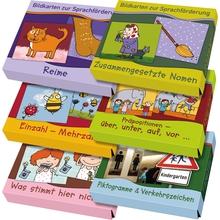 Bildkarten Sprachförderung Set