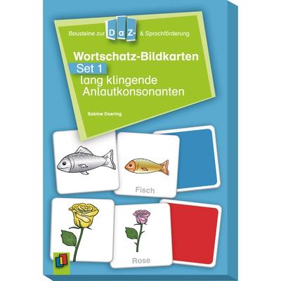 Wortschatz-Bildkarten Set 1