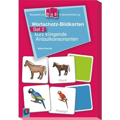 Wortschatz-Bildkarten Set 2