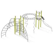 Multikletteranlage – Variante 2