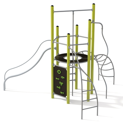 Multikletteranlage – Variante 3