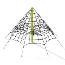 Seilnetz-Pyramide – Variante 2