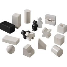 Weißes Atelier® – Figuren-Set schwarz-weiß
