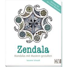 Zendala - Mandalas mit Mustern gestalten