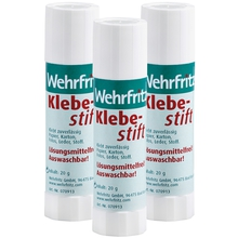Wehrfritz-Klebestifte-Set