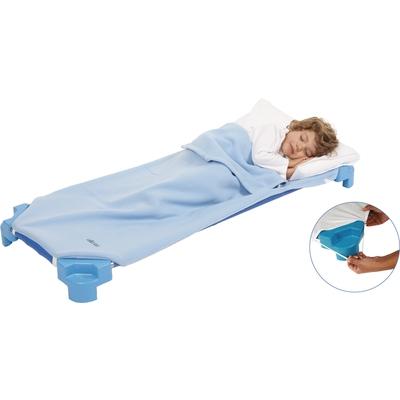 Schlafsack für Stapelliege