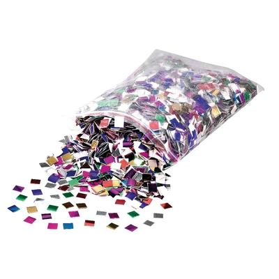 Papiermosaik-Klebeplättchen