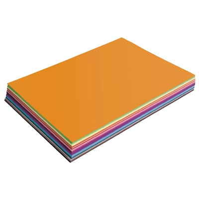 Fotokarton in 25 Farben