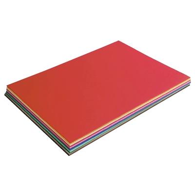 Tonpapier in 15 Farben