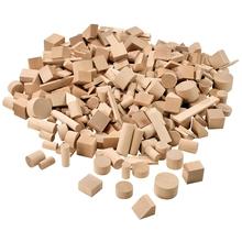 Holzstücke-Mischpackung