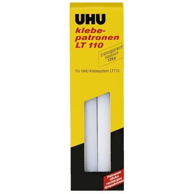 UHU-Klebepatronen, transparent